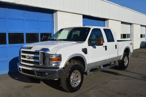 2008 Ford F-250 Super Duty for sale in East Windsor, NJ