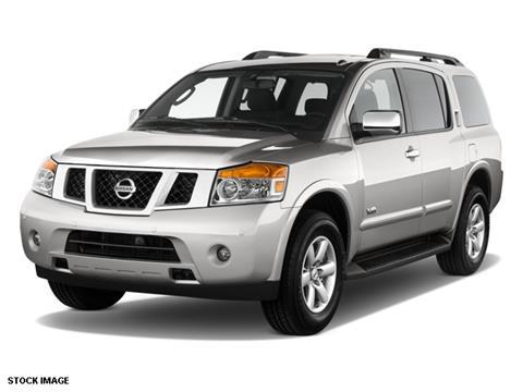 2009 Nissan Armada for sale in Kannapolis, NC