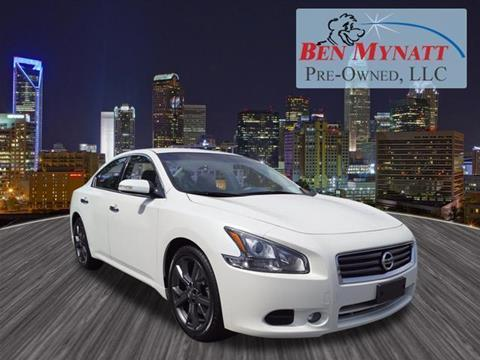 2014 Nissan Maxima for sale in Kannapolis, NC