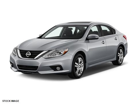 2017 Nissan Altima for sale in Kannapolis, NC