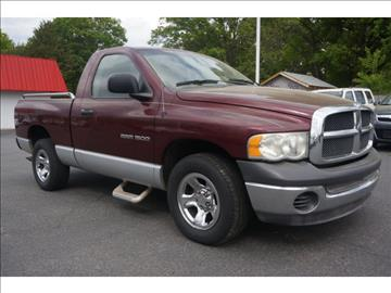 2002 Dodge Ram Pickup 1500 for sale in Kannapolis, NC