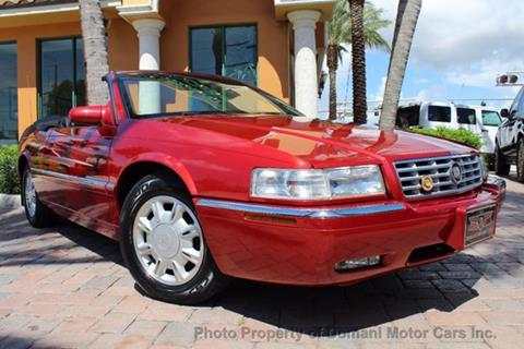 1995 Cadillac Eldorado for sale in Deerfield Beach, FL