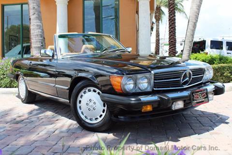 1988 Mercedes-Benz 560-Class for sale in Deerfield Beach, FL