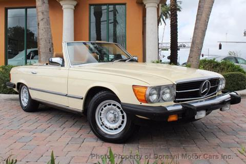 1983 Mercedes-Benz 380-Class for sale in Deerfield Beach, FL