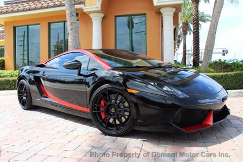 2013 Lamborghini Gallardo for sale in Deerfield Beach, FL