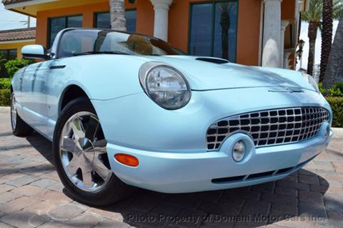 2003 Ford Thunderbird for sale in Deerfield Beach, FL