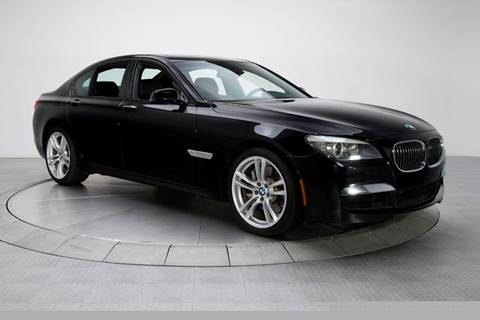 2010 BMW 7 Series For Sale In Jacksonville FL