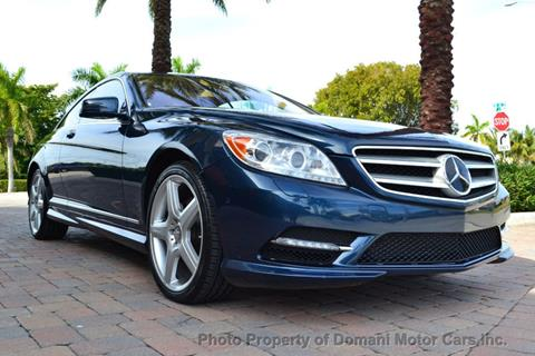 2011 Mercedes-Benz CL-Class for sale in Deerfield Beach, FL
