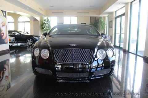 2006 Bentley Continental for sale in Deerfield Beach, FL