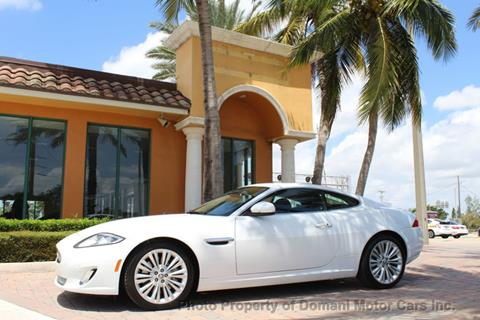 2012 Jaguar XK for sale in Deerfield Beach, FL