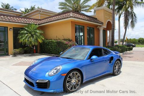 2014 Porsche 911 for sale in Deerfield Beach, FL