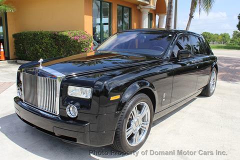 2008 Rolls-Royce Phantom for sale in Deerfield Beach, FL
