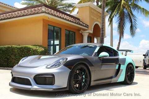 2016 Porsche Cayman for sale in Deerfield Beach, FL