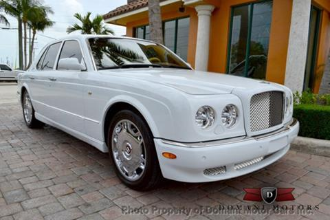 2007 Bentley Arnage for sale in Deerfield Beach, FL