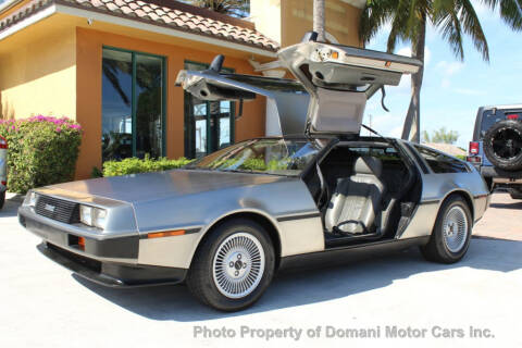 1981 DeLorean DMC-12 for sale in Deerfield Beach, FL