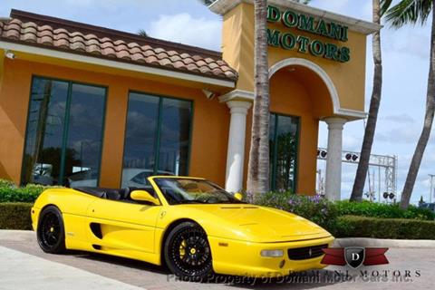 1997 Ferrari F355 for sale in Deerfield Beach, FL