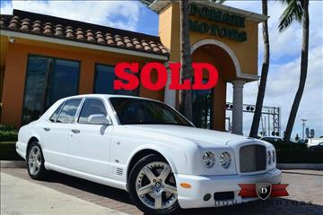 2005 Bentley Arnage for sale in Deerfield Beach, FL