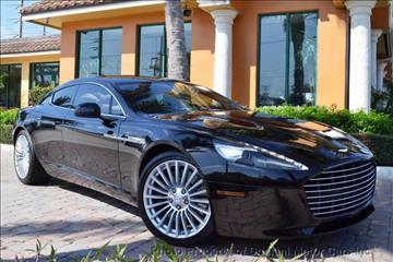 2014 Aston Martin Rapide S for sale in Deerfield Beach, FL