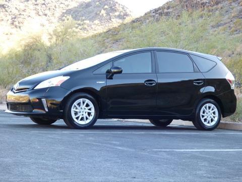 2013 Toyota Prius v for sale in Phoenix, AZ
