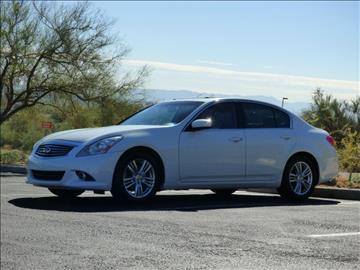 2010 Infiniti G37 Sedan for sale in Phoenix, AZ