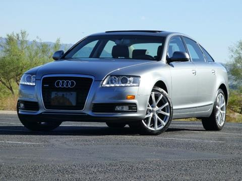 2009 Audi A6 for sale in Phoenix, AZ