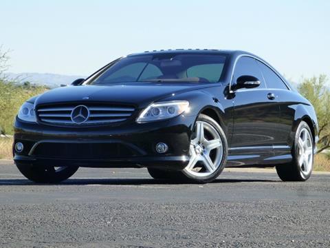 2007 Mercedes-Benz CL-Class for sale in Phoenix, AZ