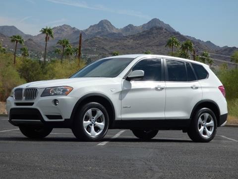 2011 BMW X3 for sale in Phoenix, AZ
