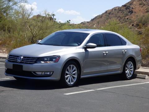 2012 Volkswagen Passat for sale in Phoenix, AZ