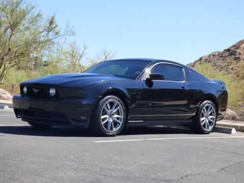 2012 Ford Mustang for sale in Phoenix, AZ