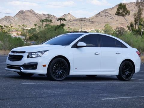 2015 Chevrolet Cruze for sale in Phoenix, AZ
