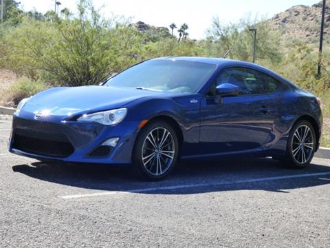 2014 Scion FR-S for sale in Phoenix, AZ