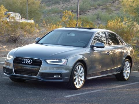 2014 Audi A4 for sale in Phoenix, AZ