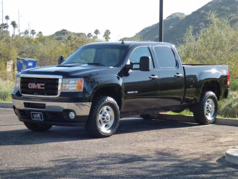 2012 GMC Sierra 2500HD for sale at CAVE CREEK JABERS AUTO SALES in Phoenix AZ