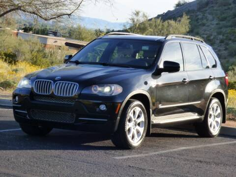 2008 BMW X5 4.8i for sale at CAVE CREEK JABERS AUTO SALES in Phoenix AZ