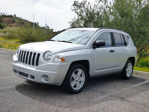 2008 Jeep Compass Sport for sale at CAVE CREEK JABERS AUTO SALES in Phoenix AZ