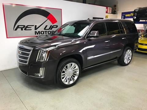 2016 Cadillac Escalade for sale in Shelby Township, MI