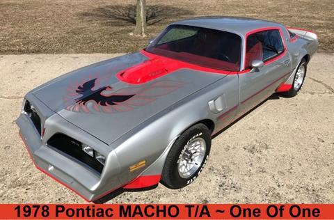 1978 Pontiac Firebird for sale in Shelby Township, MI