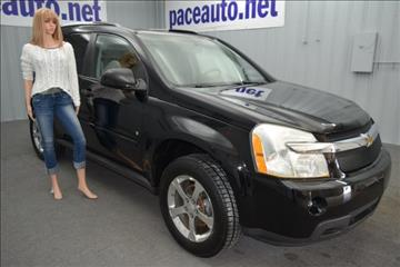 2007 Chevrolet Equinox for sale in Huntington, IN