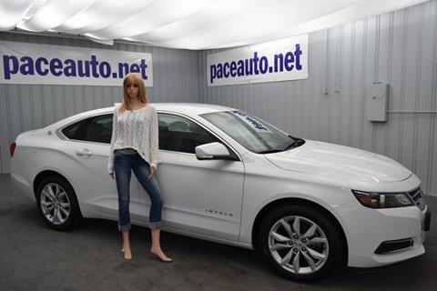 2016 Chevrolet Impala for sale in Huntington, IN
