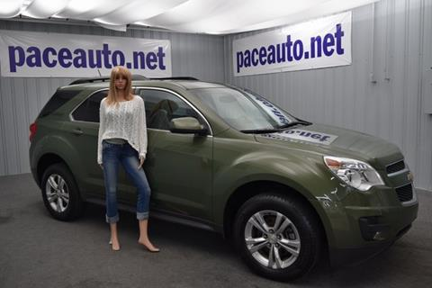 2015 Chevrolet Equinox for sale in Huntington, IN