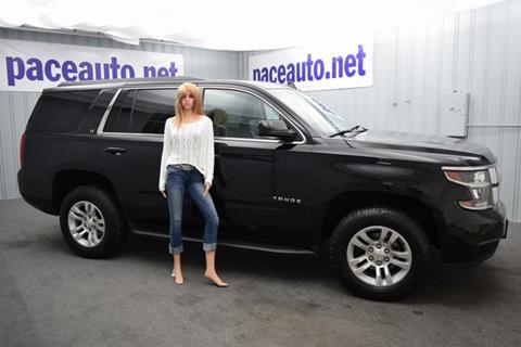 2015 Chevrolet Tahoe for sale in Huntington, IN