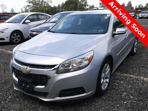 2012 Chevrolet Malibu for sale in Huntington, IN