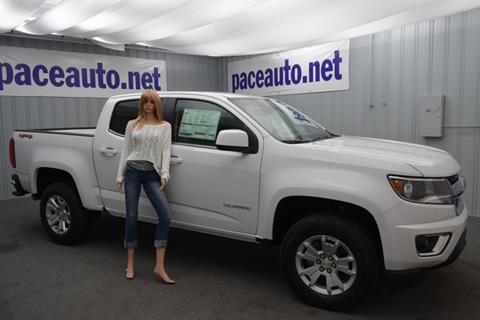 2018 Chevrolet Colorado for sale in Huntington, IN