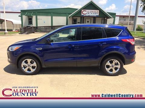 2016 Ford Escape for sale in Caldwell TX