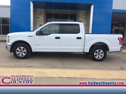 2016 Ford F-150 for sale in Caldwell, TX