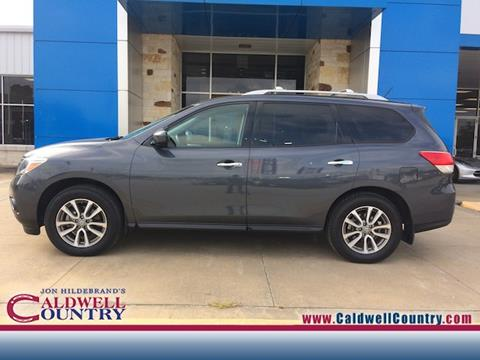 2013 Nissan Pathfinder for sale in Caldwell TX
