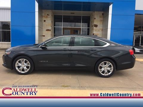 2015 Chevrolet Impala for sale in Caldwell TX