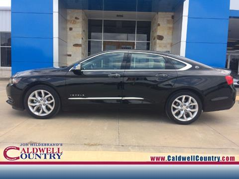 2017 Chevrolet Impala for sale in Caldwell, TX