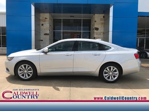 2016 Chevrolet Impala for sale in Caldwell TX
