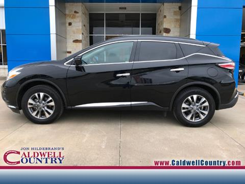 2017 Nissan Murano for sale in Caldwell TX